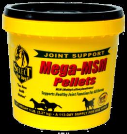 Select Mega MSM Joint Support Pellets - 5lb