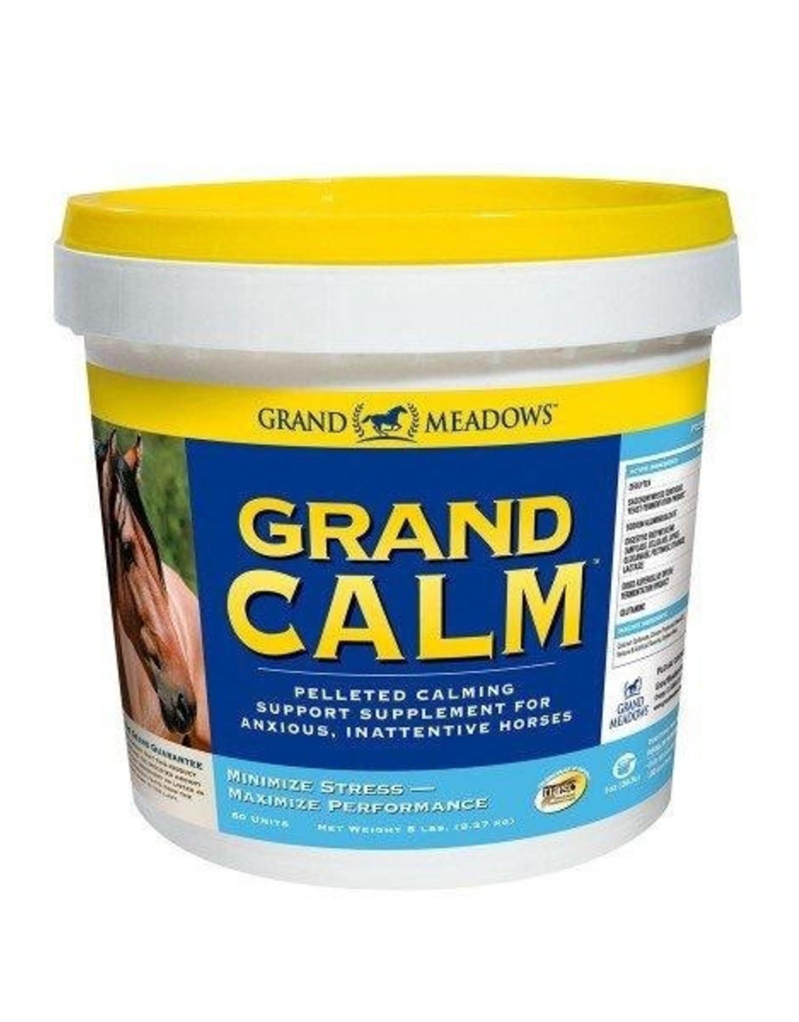 Grand Meadows Grand Calm Pellets - 5lb
