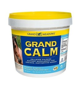 Grand Meadows Grand Calm Pellets - 5lb