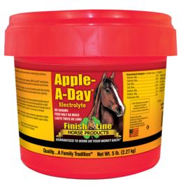 Finish Line Finish Line Apple-A-Day Electrolyte - 5lb