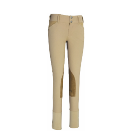 Equine Couture Kids' Champion Knee Patch Breeches