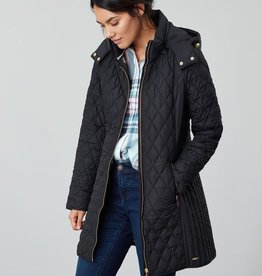 Joules Ladies Chatham Longline Padded Jacket