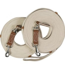 Poly-Cotton Web Lunge Line - 50'