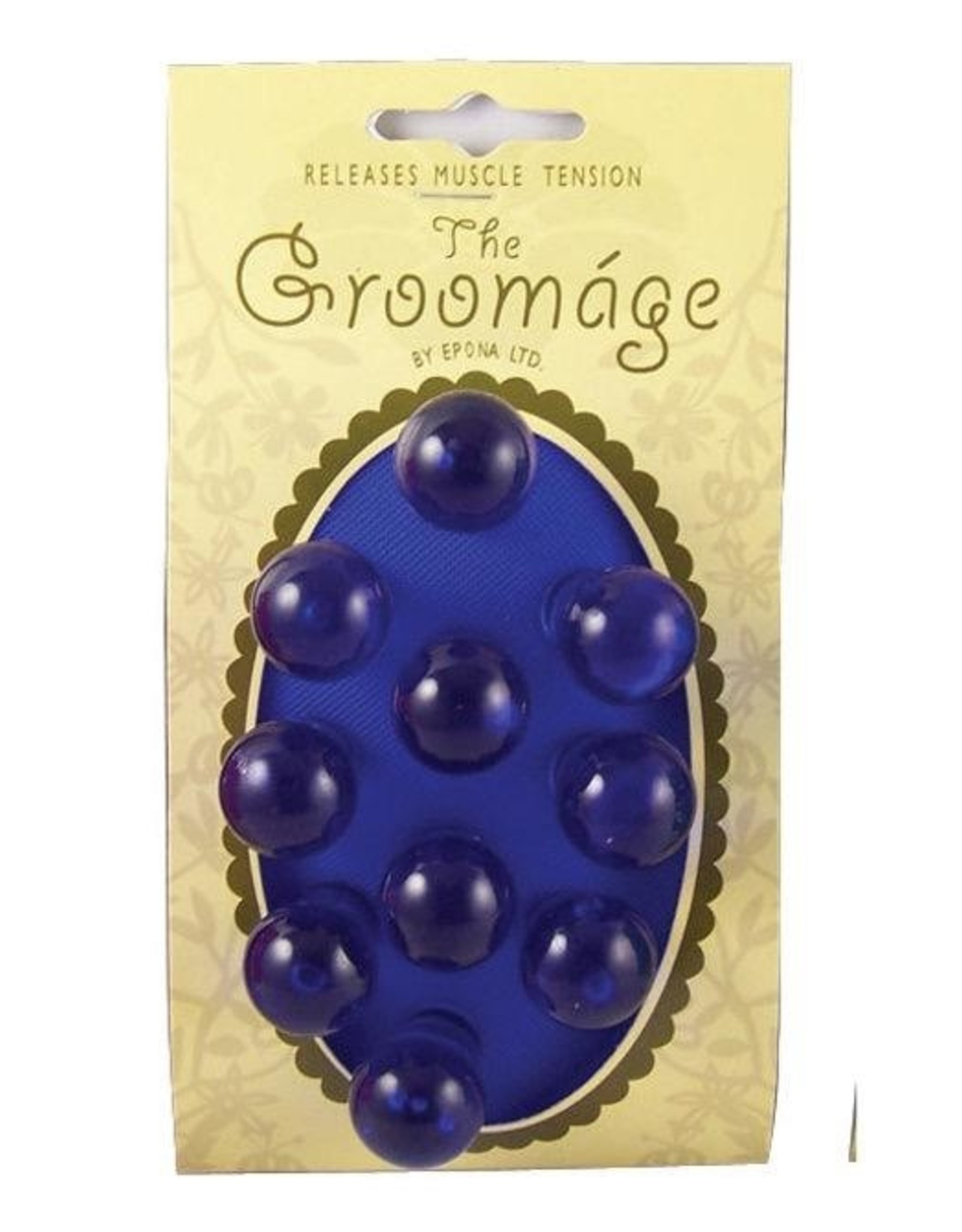 Epona Groomage Massager - Assorted