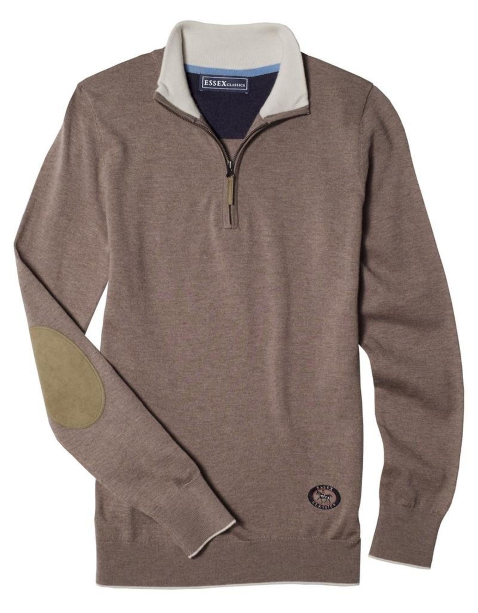 "Essex ""Trey"" Quarter-Zip Sweater"
