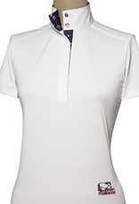 "Essex Ladies ""Peeps"" Straight Collar Talent Yarn Shirt"