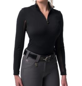 Kastel Denmark Ladies' 1/4 Zip Sun Shirt