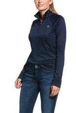 Ariat Ladies' Sunstopper 2.0 1/4 Zip Shirt