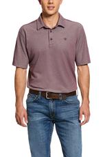 Ariat Men's Pique TEK Short Sleeve Polo Shirt