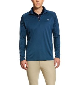 Ariat Men's Sunstopper 1/4 Zip Baselayer