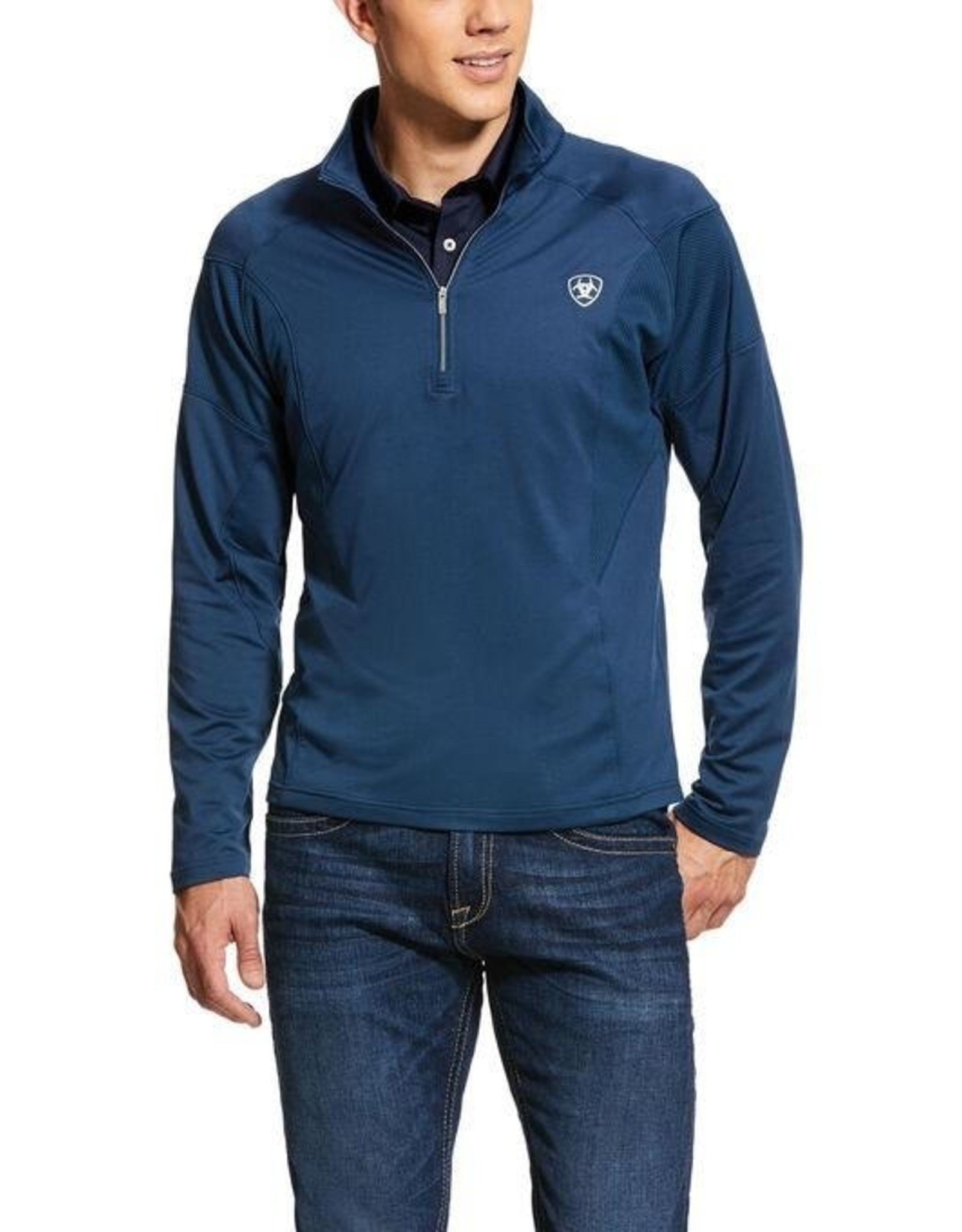 Ariat Men's 1/4 Zip Tolt Sweatshirt