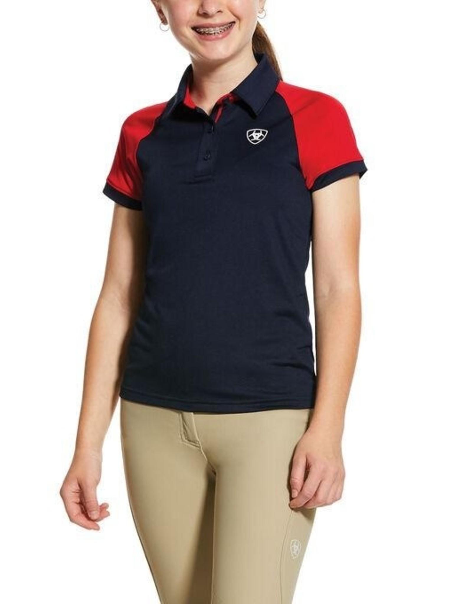 Ariat Kids' Team 3.0 Polo Shirt
