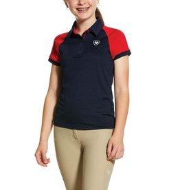 Ariat Ariat Kids Team 3.0 Polo Shirt