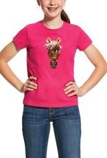 Ariat Kids' Sequin Trigger T-Shirt