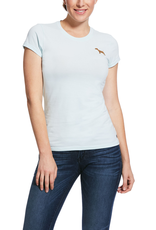 Ariat Ladies Embroidered Short Sleeve T-Shirt