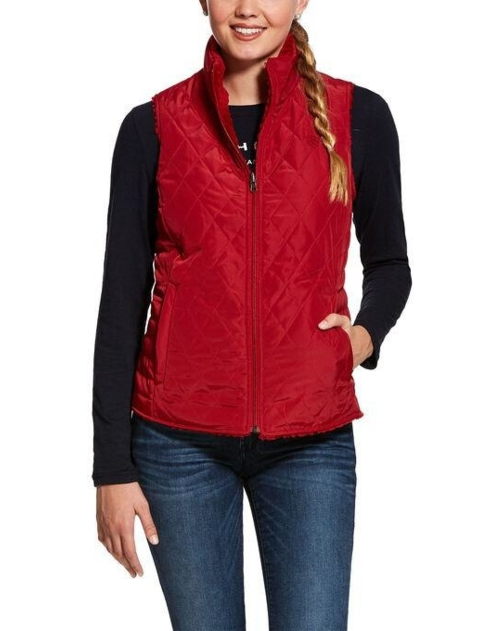 Ariat Ladies Hallstatt Vest
