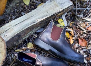Boots & Half Chaps