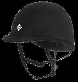Charles Owen Youth JR8 Microsuede Helmet