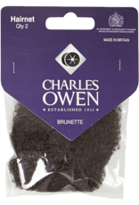 Charles Owen Hairnet 2-Pk