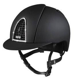 KEP Kep Cromo Textile W/Swarovski Helmet