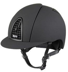 KEP Kep Italia Cromo Textile Matt Grid Helmet
