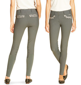 Ariat Ladies' Olympia Corsair Knee Patch Breeches