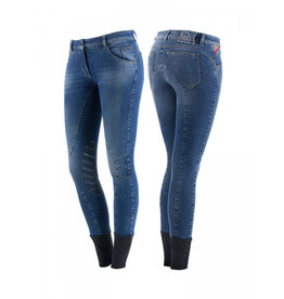 Animo Animo Nik Ladies' Denim Breeches