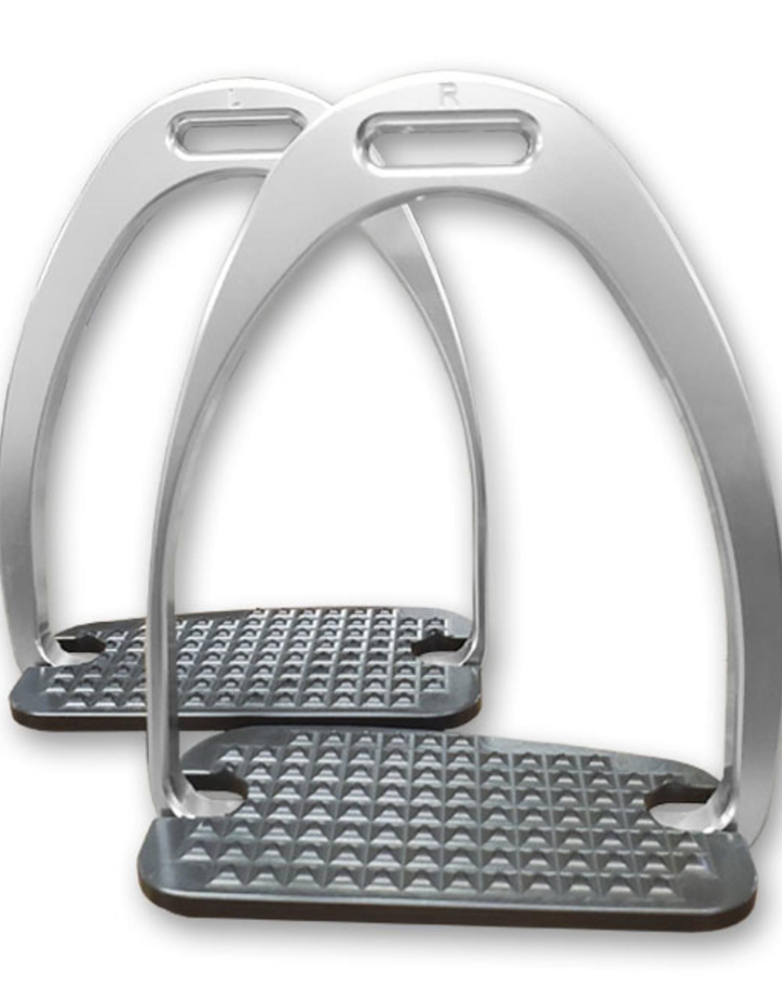 "Stubben Maxi Grip Silver Iron - 4.75"""