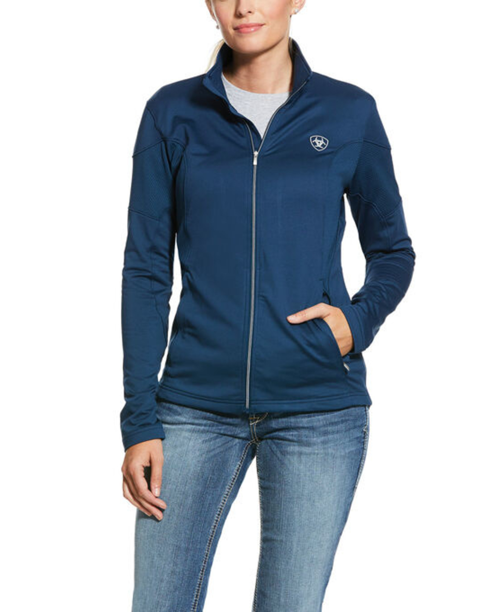 Ariat Ladies' Full Zip Tolt Sweatshirt