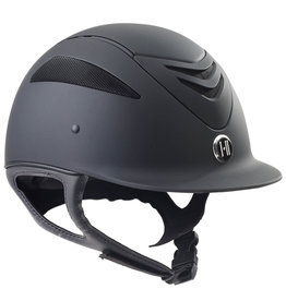 One K Defender Junior Smooth Matte Helmet