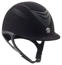One K One K Defender Suede Matte Helmet