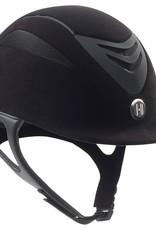One K Defender Air Suede Matte Helmet