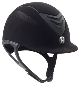 One K Defender Air Suede Matte Helmet