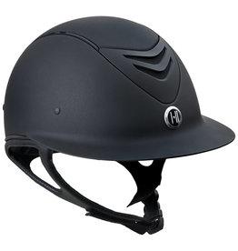 One K Avance Wide Brim Matte Helmet