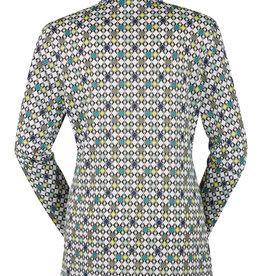Kerrits Ladies' Ice Fil Lite Print Long Sleeve Shirt