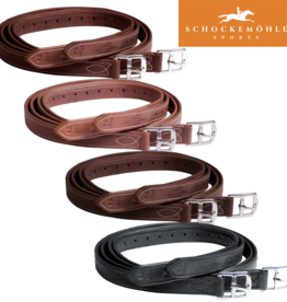 Schockemöhle Chantilly Stirrup Leathers