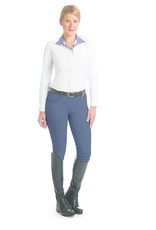 Ovation Ladies' Aqua-X Silicone Knee Patch Breeches