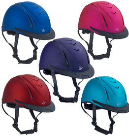 Ovation Metallic Schooler Helmet
