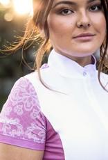 Romfh Signature Lace Short Sleeve Shirt