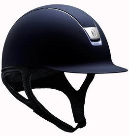 Samshield Shadowmatt with 5 Swarovski Crystals Helmet