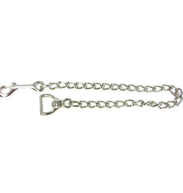 Nickle Plated Stud Chain - 24""