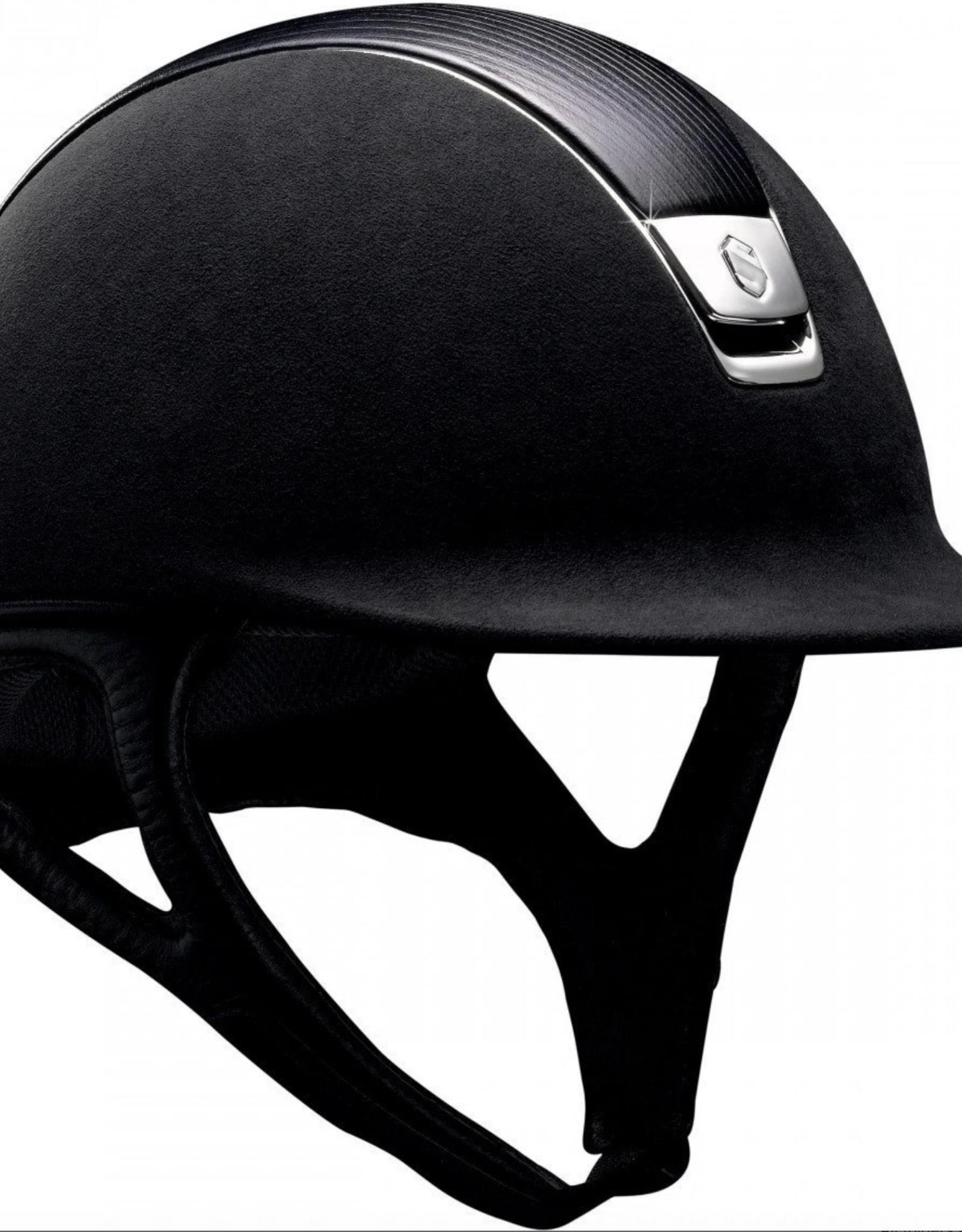 Samshield Premium with Leather Top Helmet