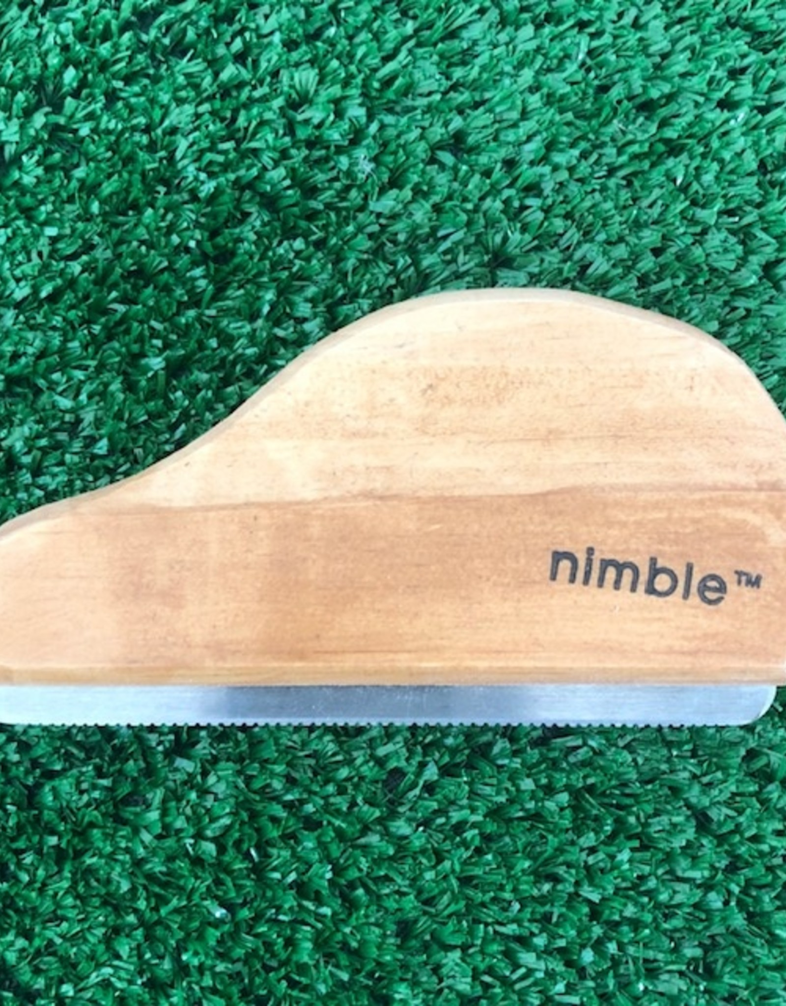 Nimble Shedding Blade