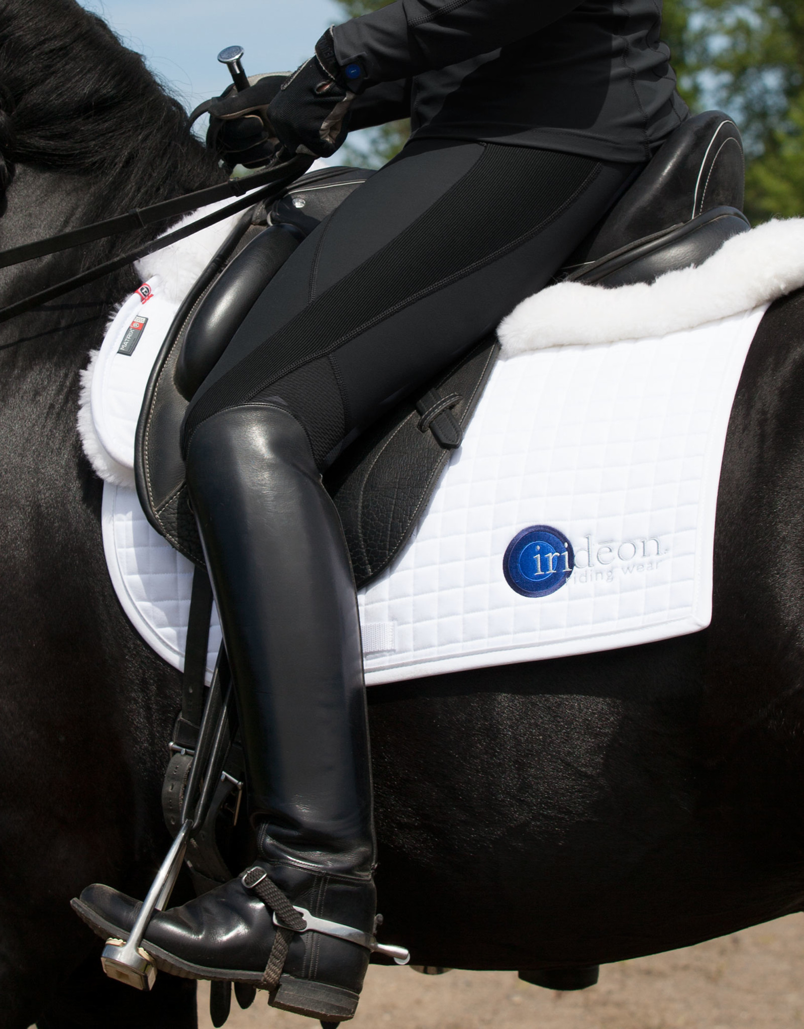 Irideon Irideon Synergy Ladies' Knee Patch Tights