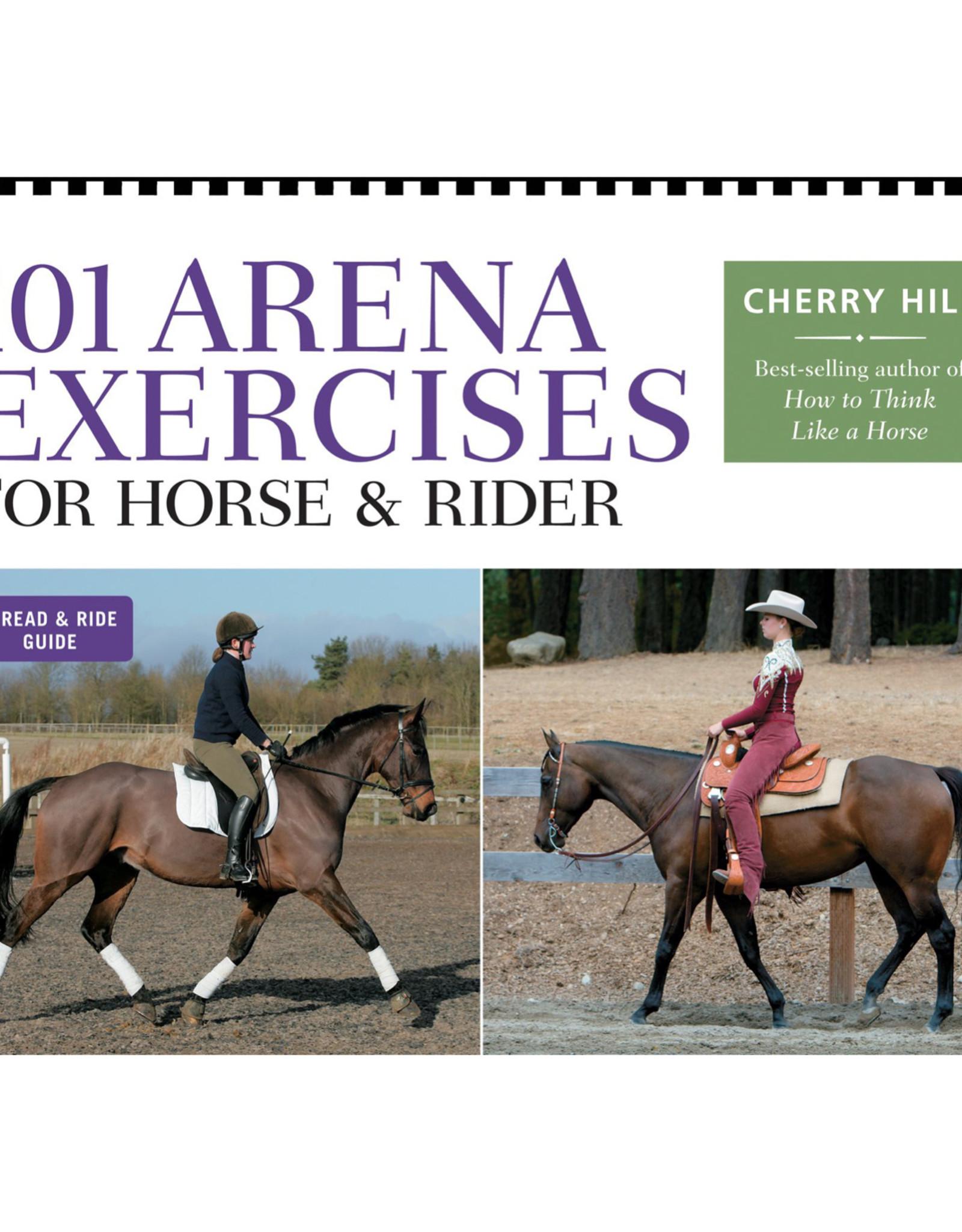 101 Arena Exercises For Horse Rider Calabasas Saddlery