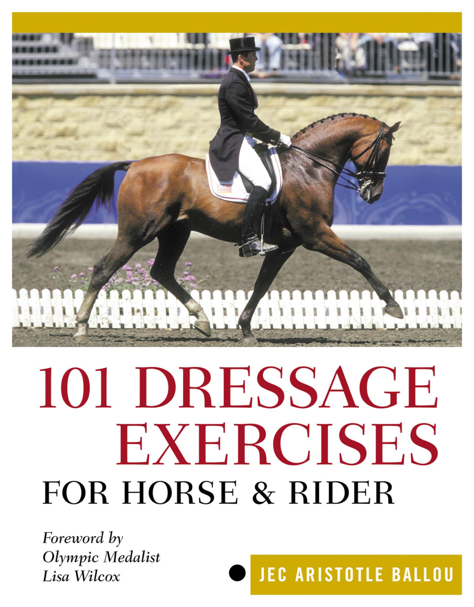 101 Dressage Exercises Calabasas Saddlery