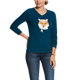 Ariat Ladies Dapper Fox Tee