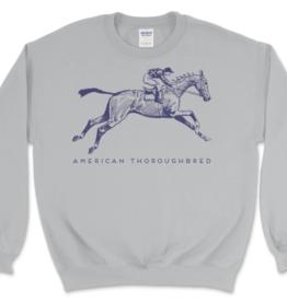 One Horse Threads One Horse Threads Unisex Sweatshirt