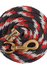 Weaver Brass Bolt Snap Poly Lead Rope