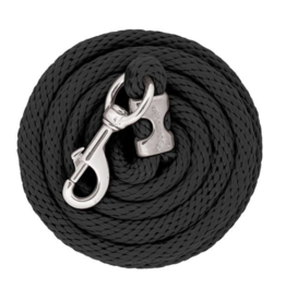 Weaver Chrome Bolt Snap Poly Lead Rope
